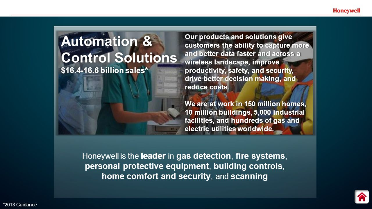 17 7,100 Employees 100 Countries Offices in 16 EMEA countries 40 Years Experience Security Group EMEA 5 R&D Centres Honeywell Security Group Access Control Systems Intruder Detection Systems Video Surveillance Systems