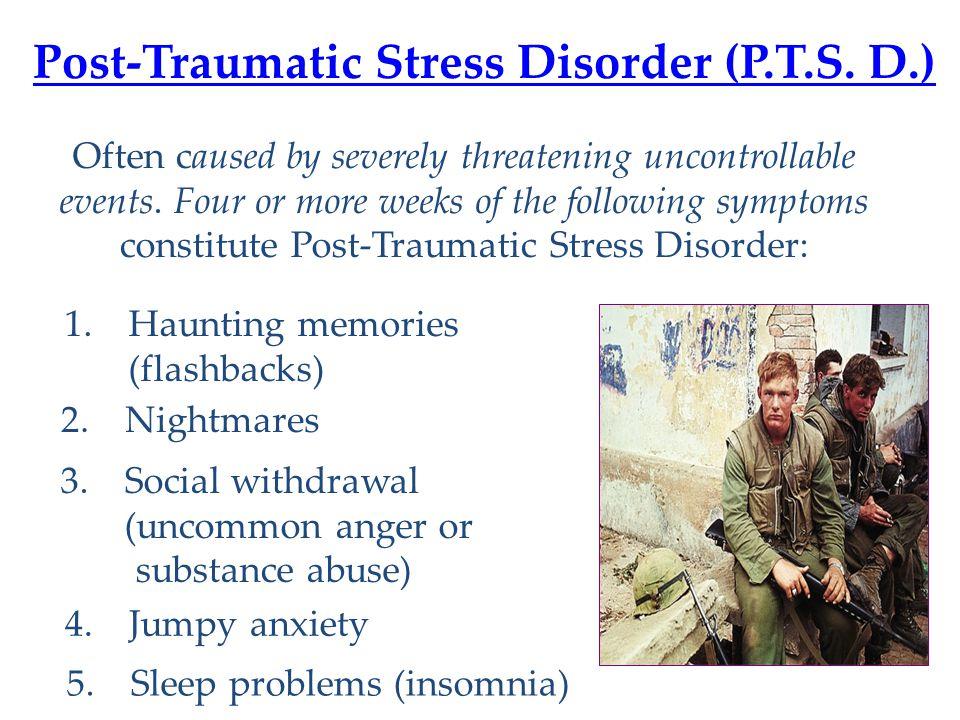 Obsessive-Compulsive DisorderObsessive-Compulsive Disorder (O.C.