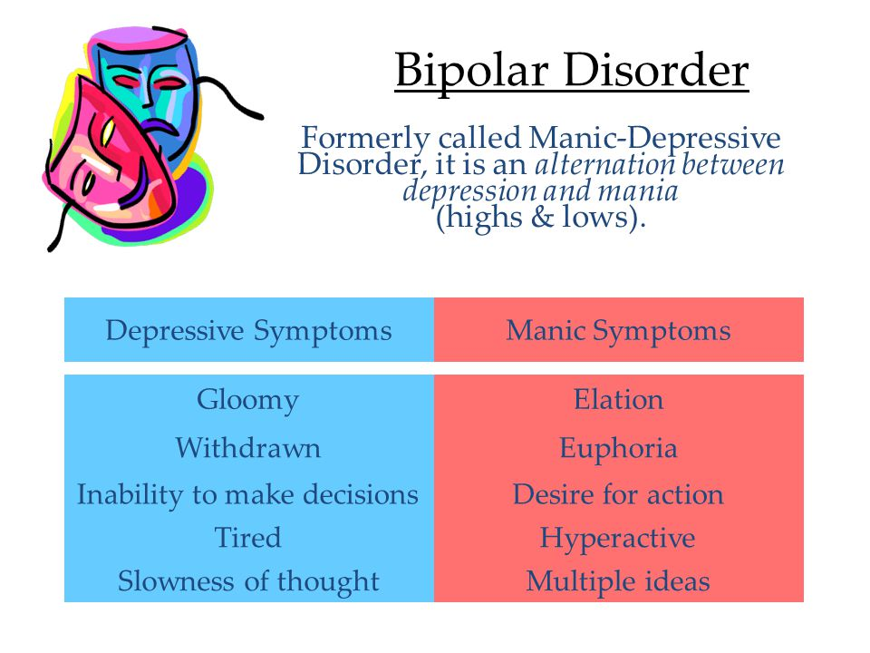 Dysthymic Disorder Dysthymic disorder lies between a blue mood and major depressive disorder.