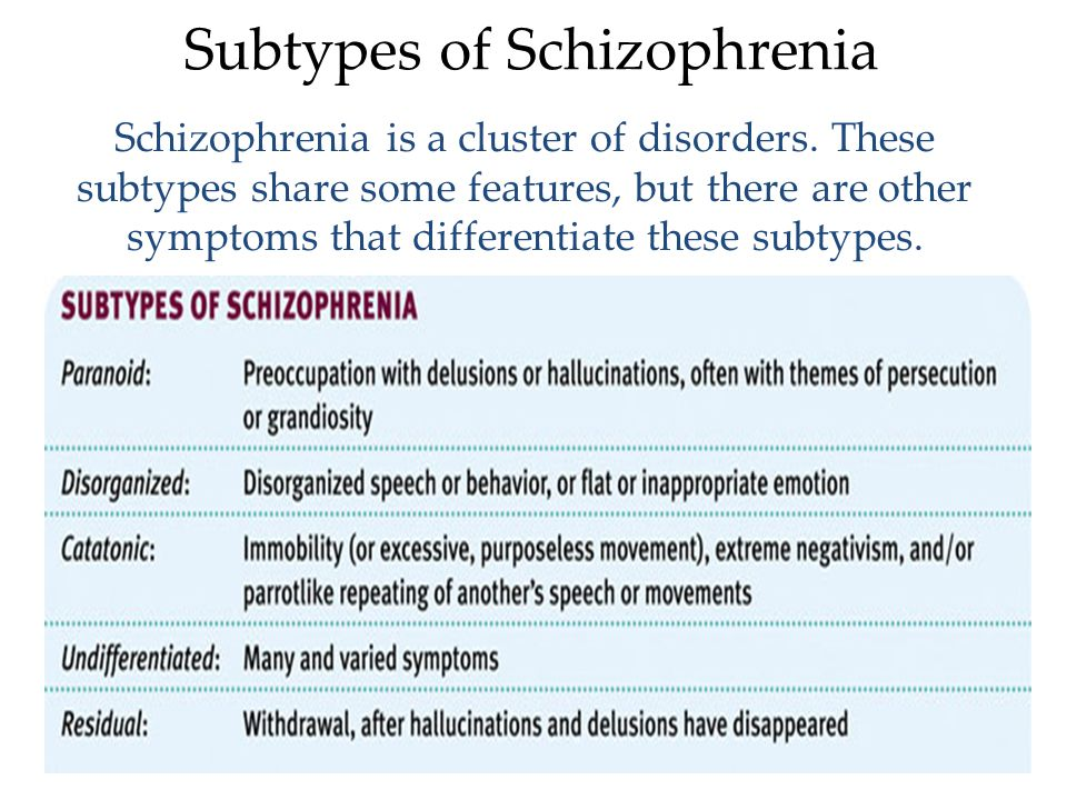 Inappropriate Emotions & Actions A schizophrenic person may laugh at the news of someone dying or show no emotion at all (apathy/flat affect).