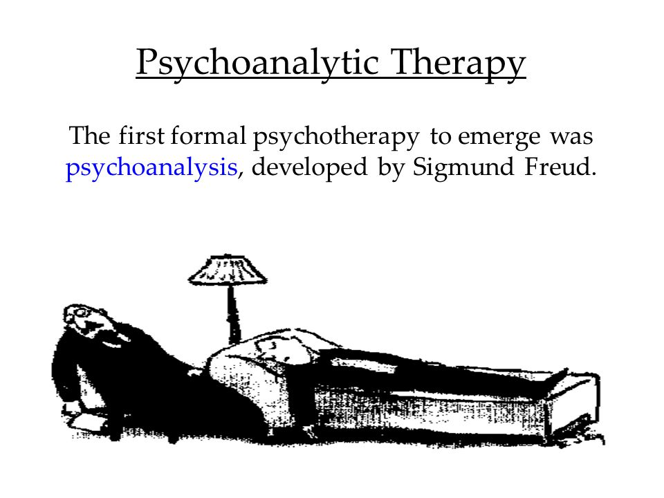 Psychological Therapies We will look at four major forms of psychotherapies based on different theories of human nature: 1.Psychoanalytical theory 2.Humanistic theory 3.Behavioral theory 4.Cognitive theory