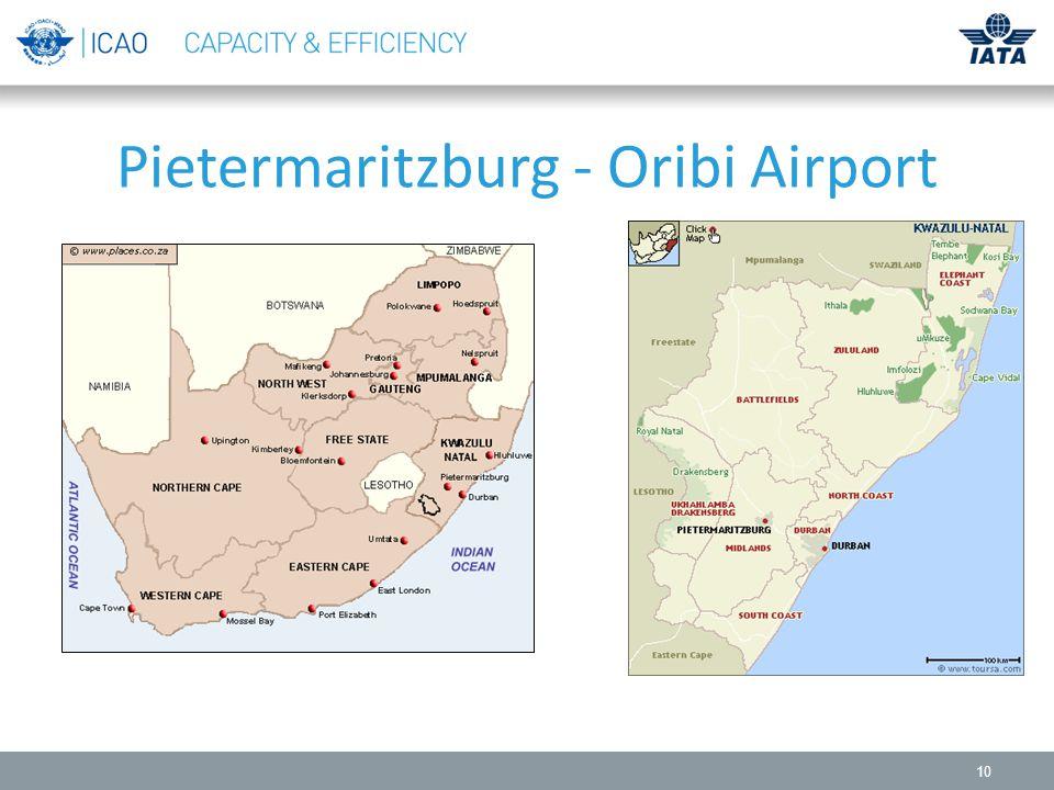 Pietermaritzburg - Oribi Airport 10