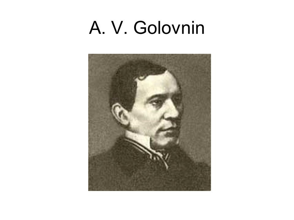 A. V. Golovnin