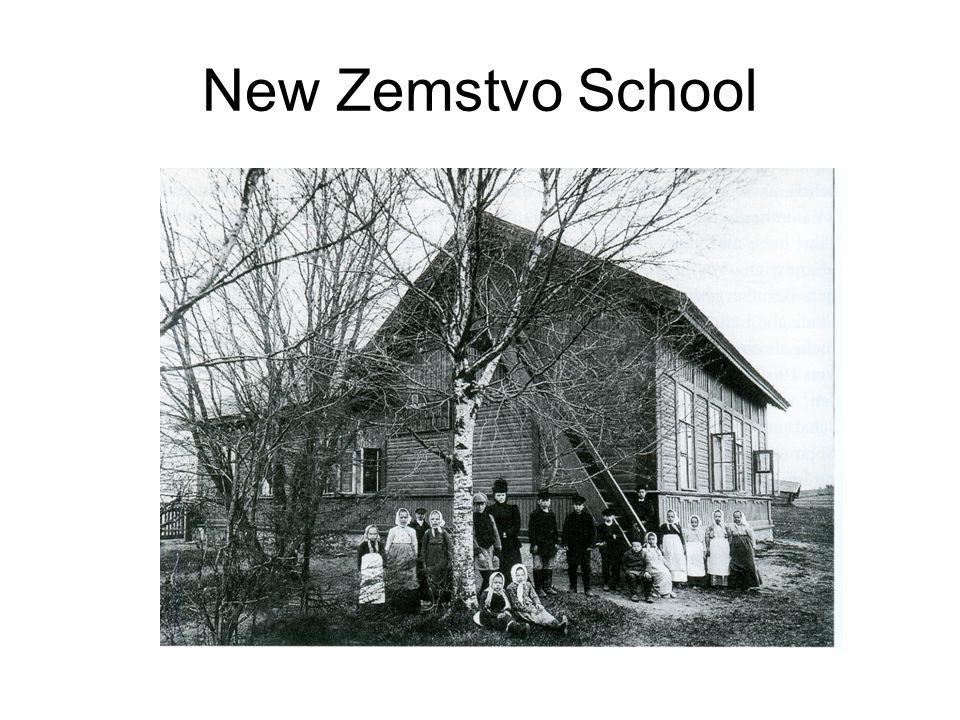 New Zemstvo School