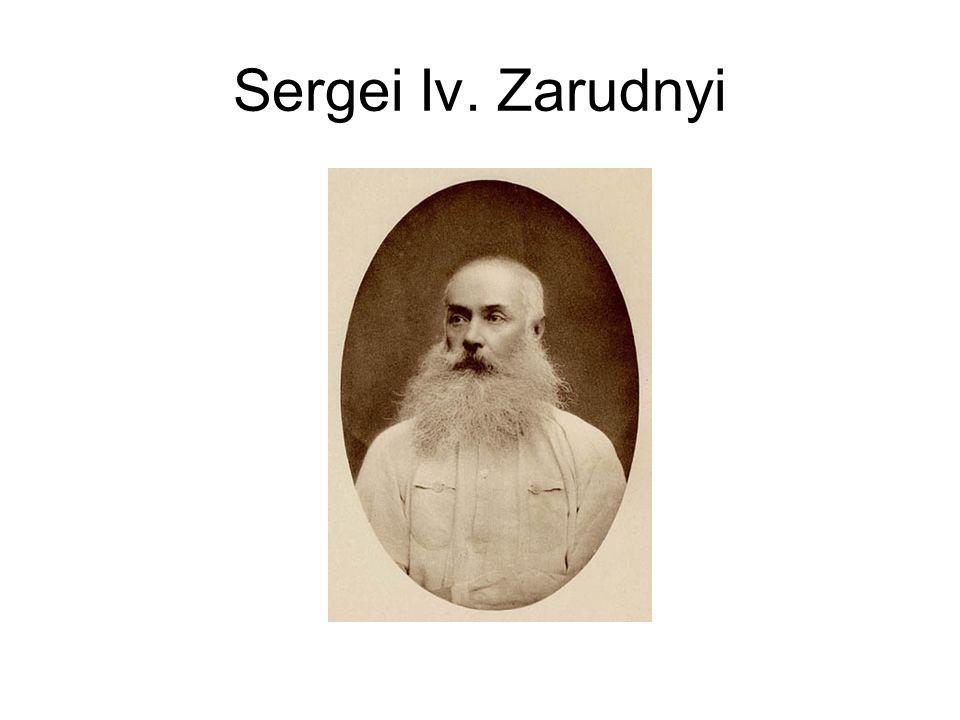 Sergei Iv. Zarudnyi