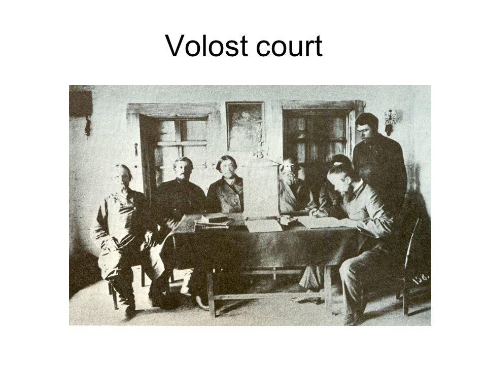 Volost court