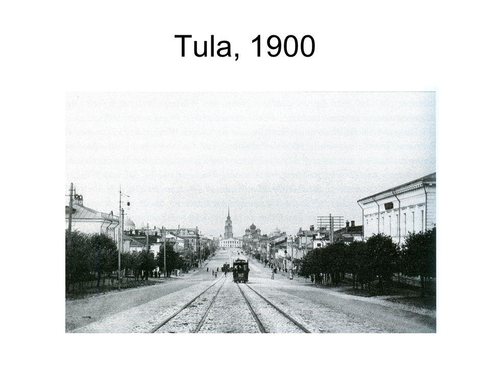 Tula, 1900