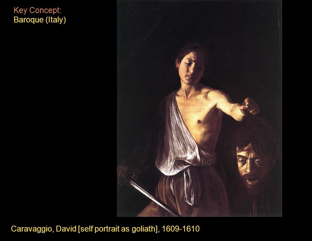 Key Concept: Baroque (Italy) Caravaggio, Penitent Magdalene, 1597