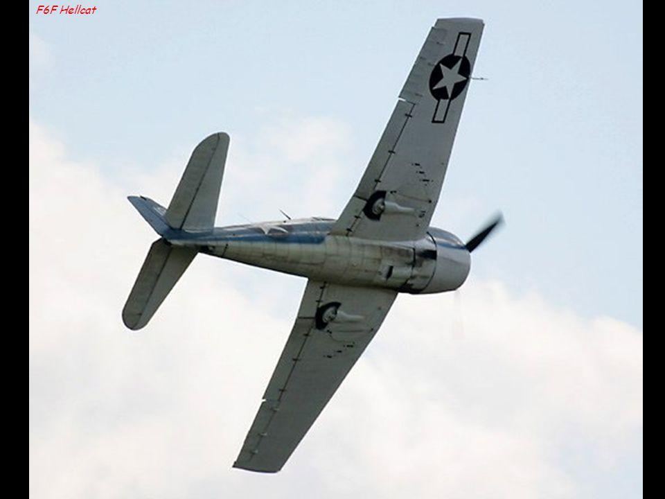 F6F Hellcat A-1 Skyrider