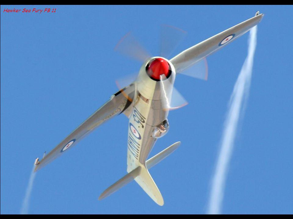 Hawker Sea Fury FB 11