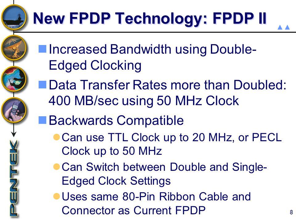 7 Pentek FPDP Models