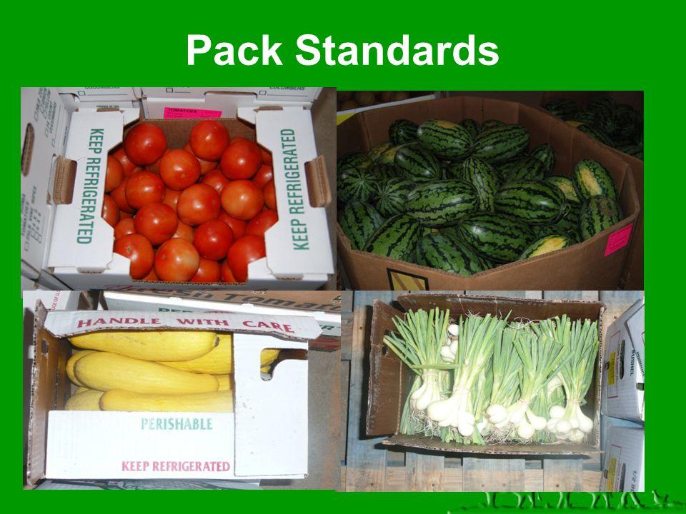 Pack Standards