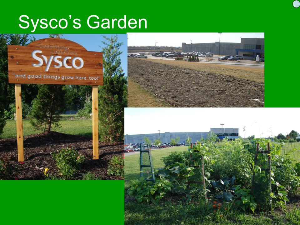 Sysco's Garden