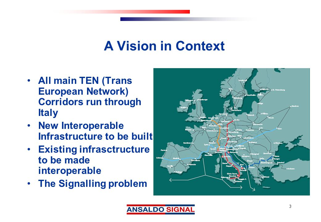 24 Interoperability from paper to practice: the Turin-Milan railway line