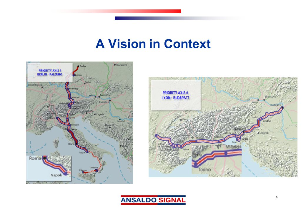 4 A Vision in Context