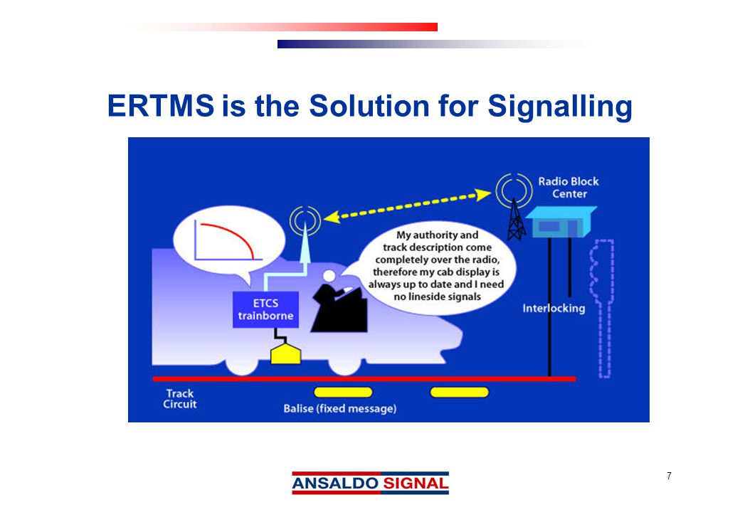 8 ERTMS: Why is it good.