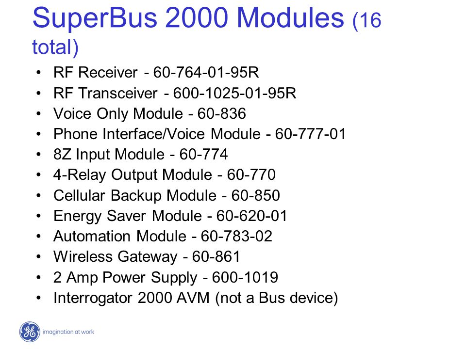 Touchpads – All Bus Devices Fixed English Display (60- 820) 2X16 LCD Display (60-746-01) 2X20 LCD Display (60-803-04) 2X20 VFD Display (60-804-04) LCD Display ATP 1000 2X16 LCD ATP 2600 2X16 LCD ATP 2100 Touch screen GTS 50