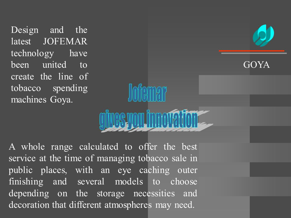 Fonovending A public telephone designed by JOFEMAR can be integrated with the Multiplus.