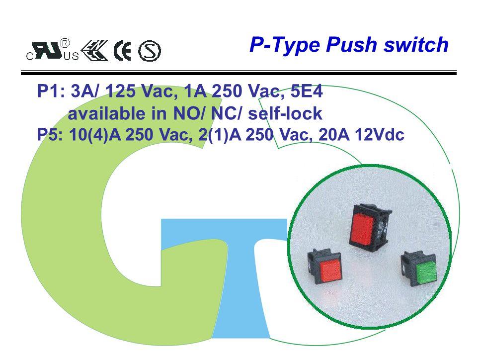 M-Type Micro switch 25.1A/ 250 Vac, 10(8)A 250 Vac, 5E4 20.2A, 125-250 Vac, 3/4 HP 125-250 Vac M10/ 25.1A, M20/ 21(6)A, M30/ 16(6)A, M40/ 11(3)A