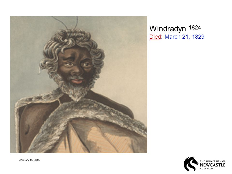 6 Windradyn 1824 DiedDied: March 21, 1829