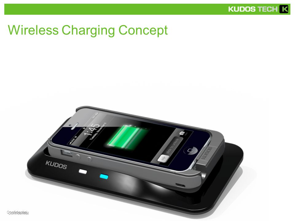 Wireless Charging Concept Confidential