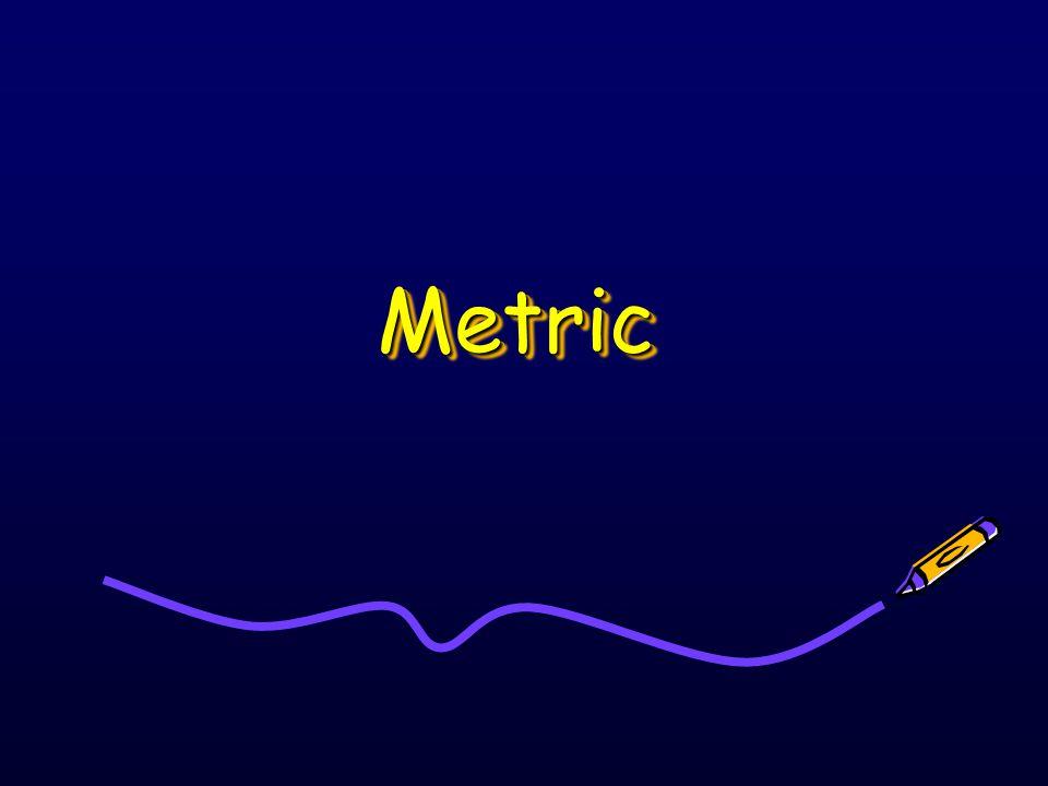 MetricMetric