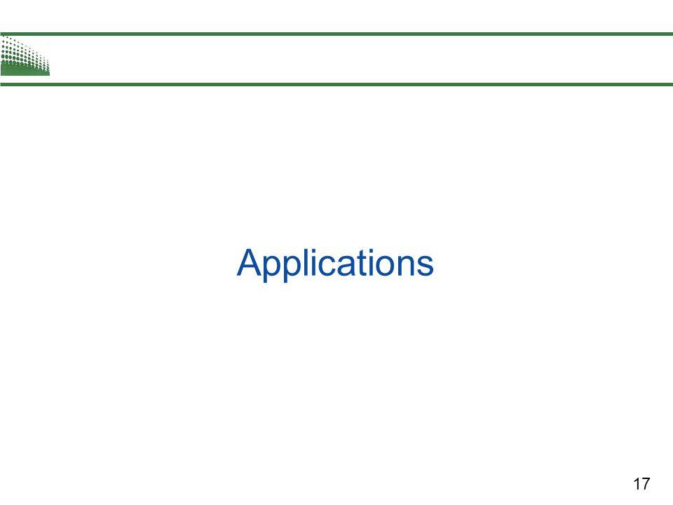 17 Applications