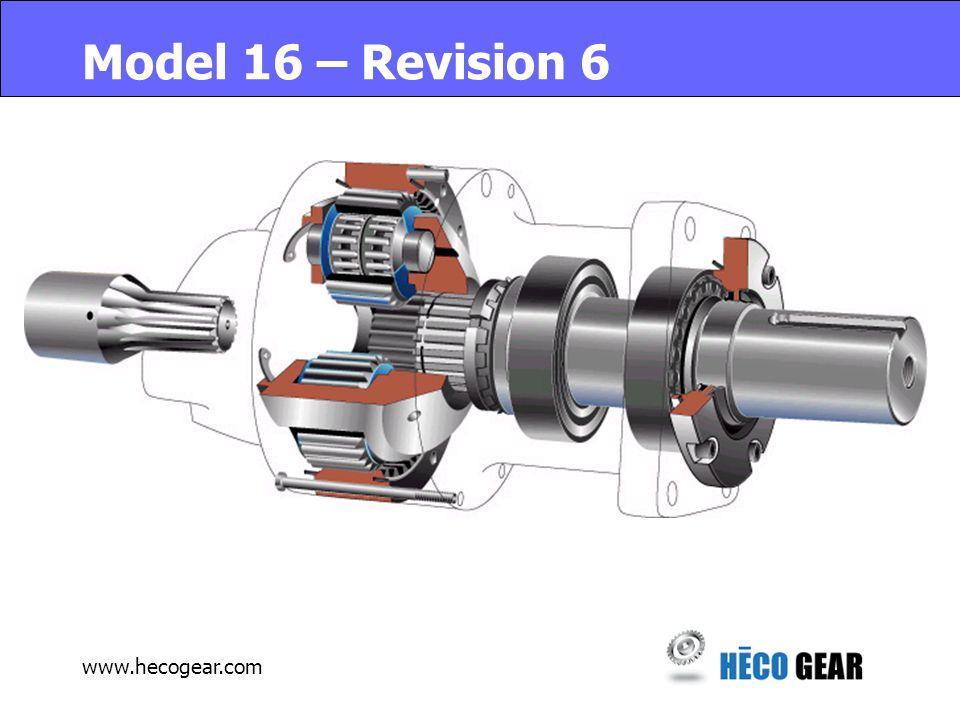 www.hecogear.com Model 16 – Revision 6