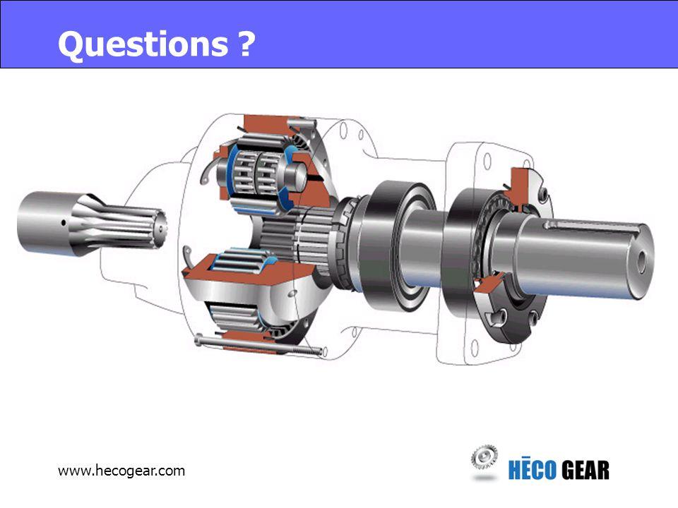 www.hecogear.com Questions ?