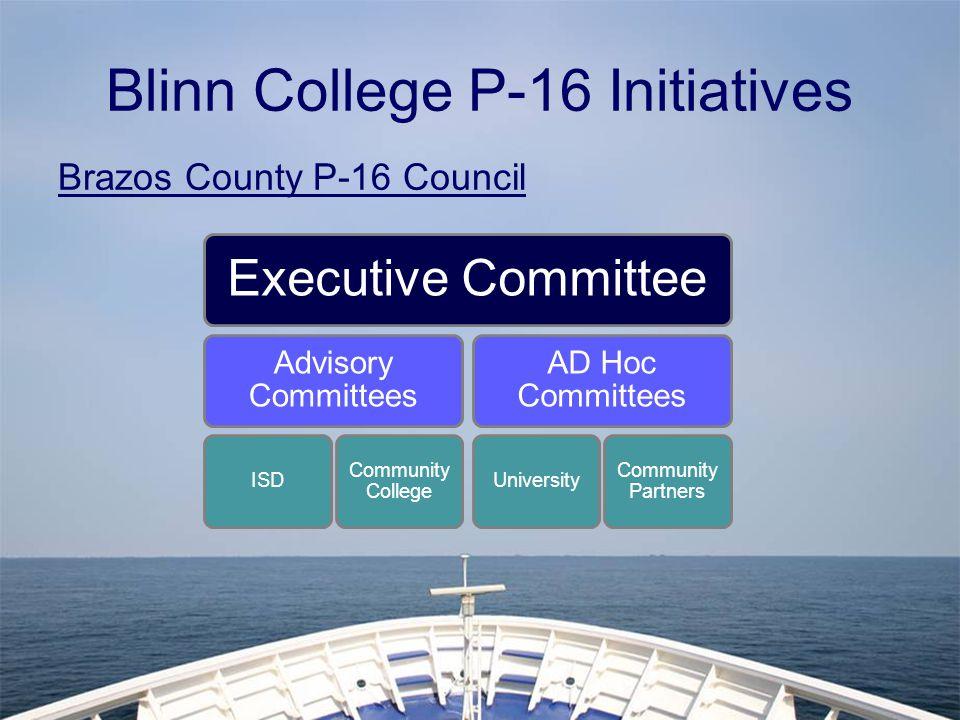 Brazos County P-16 Council