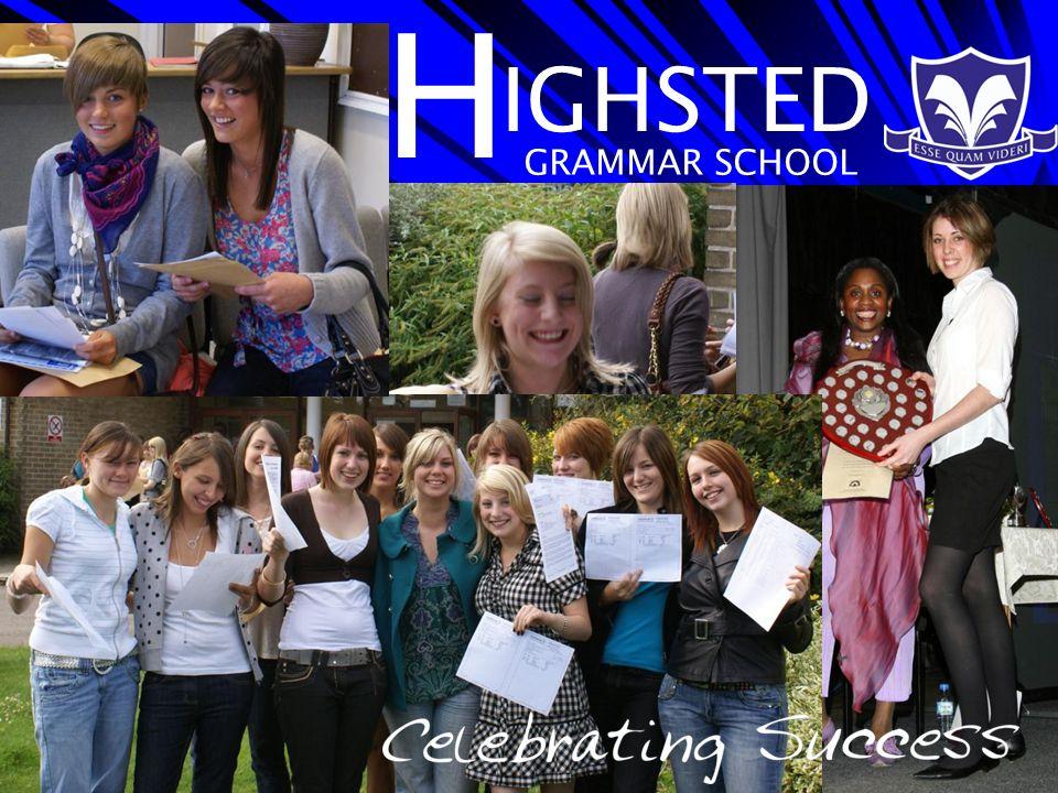 H IGHSTED GRAMMAR SCHOOL