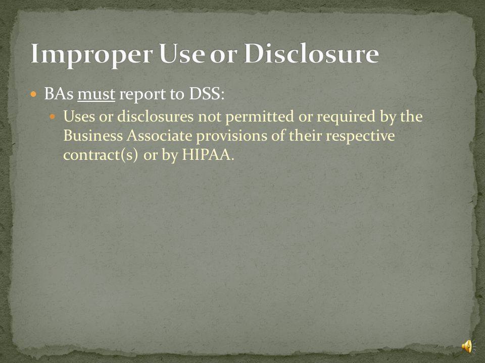When using or disclosing PHI or when requesting PHI from another CE, a CE must make reasonable efforts to limit PHI to the minimum necessary to accomplish the intended purpose of the use, disclosure, or request. 45 CFR sec.