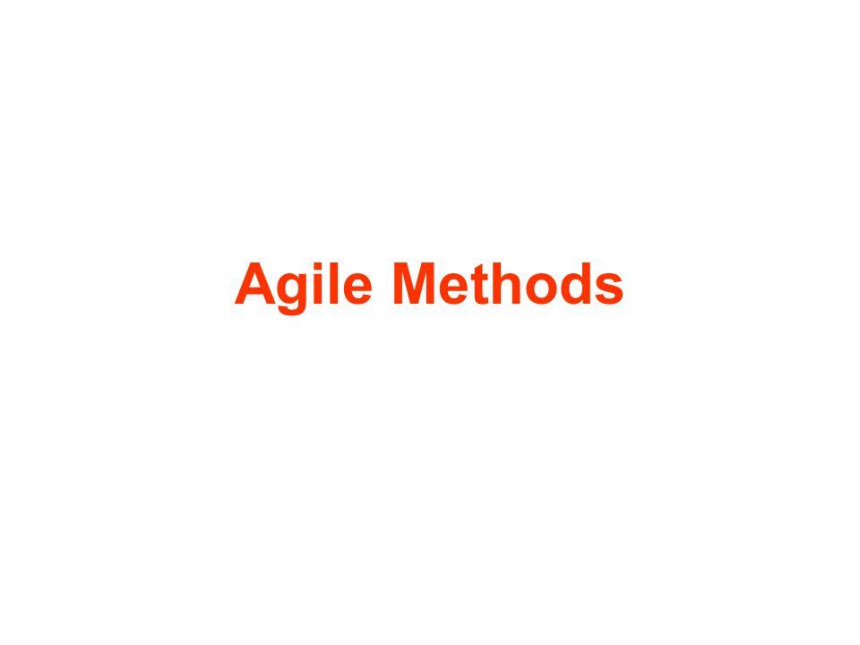 Agile Methods
