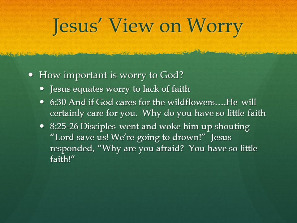 My View on Worry Difference between worry and concern Difference between worry and concern Why do we worry.