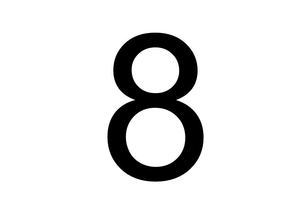 8 1 x 8