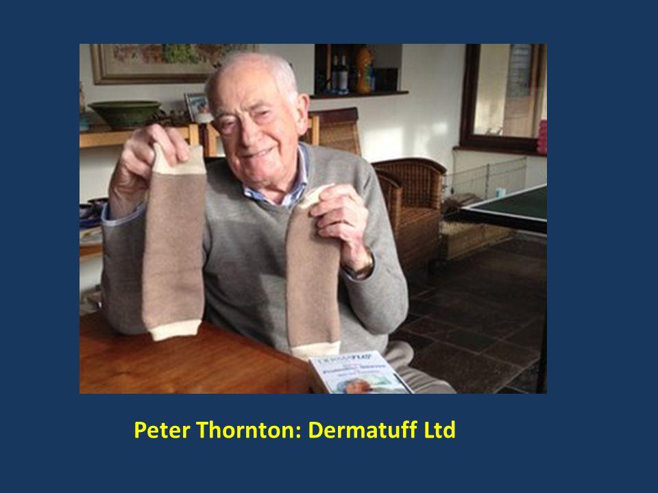 Peter Thornton: Dermatuff Ltd