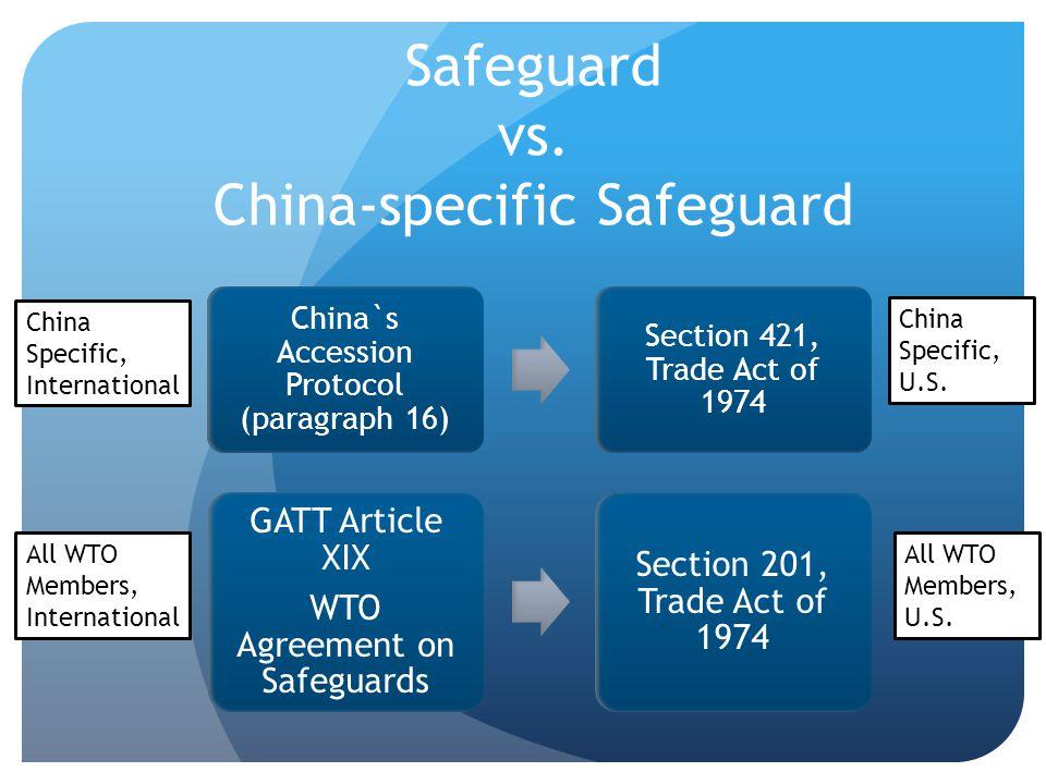 Safeguard vs.