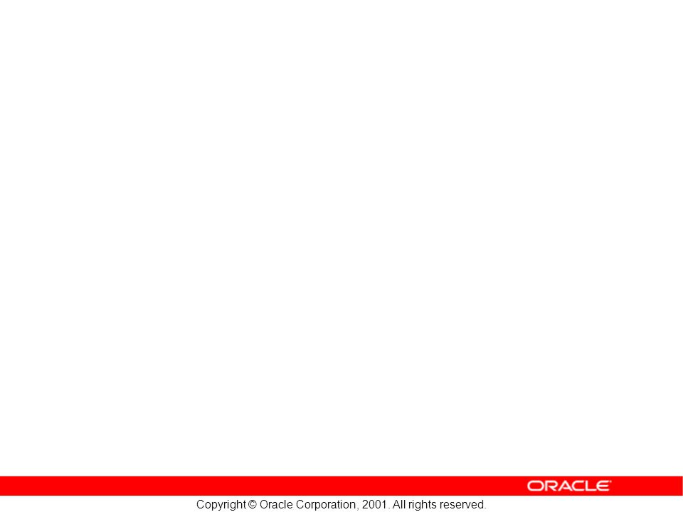 Methods of Invoking the Export and Import Utilities Command-line interface An interactive dialog Parameter files Oracle Enterprise Manager