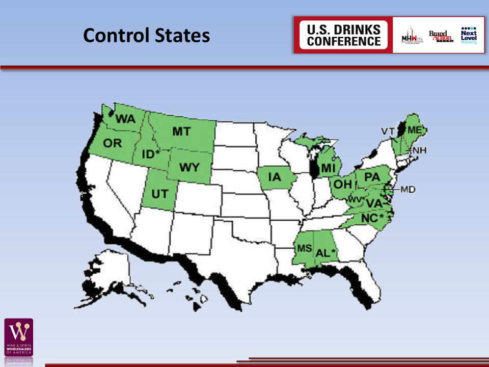 Control States