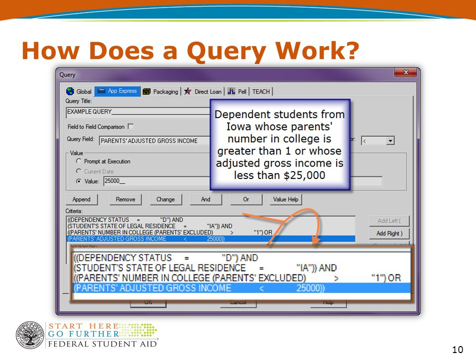How Does a Query Work 10