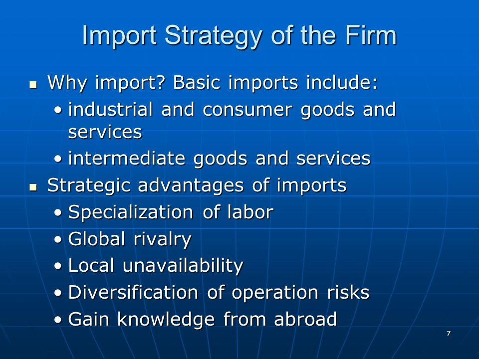 Export Import Process Informs Exporter Exporter' s Bank Importer Importer's Bank Receives payment Ships Bill of lading Informs Reimbursement Payment Opens Letter of Credit