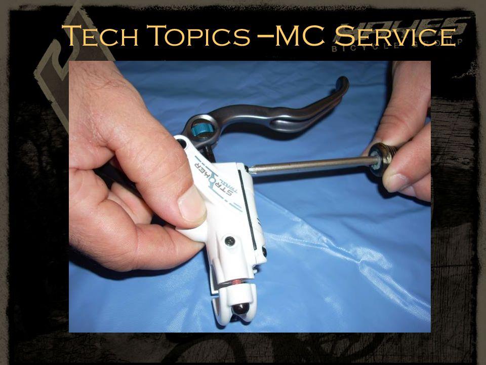 Tech Topics – MC Service