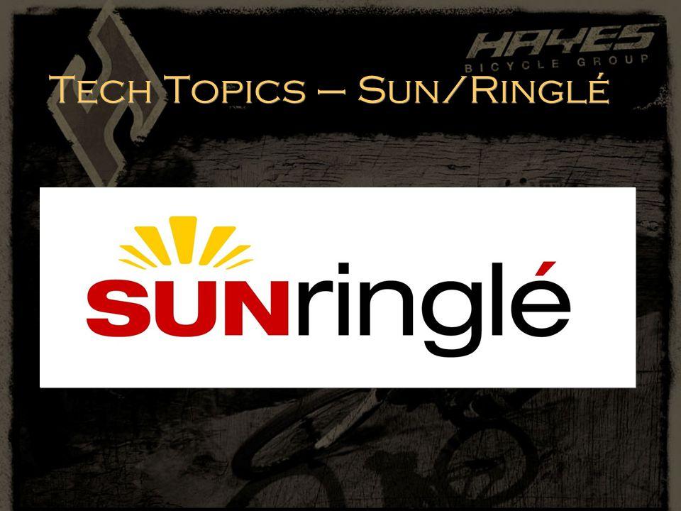 Tech Topics – Sun/Ringlé