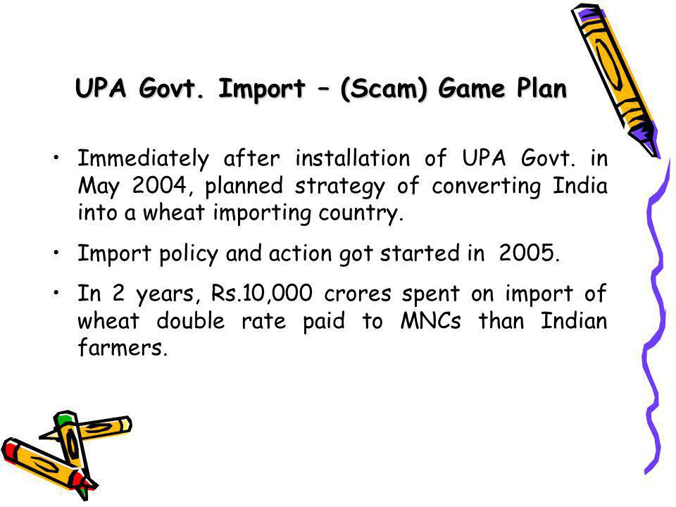 Expert Says… MNC's Scam In his article in May 2007, Mr.
