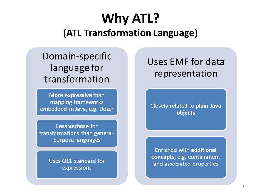 Why ATL.