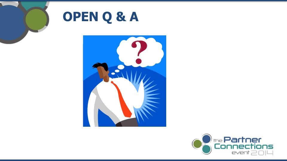 OPEN Q & A