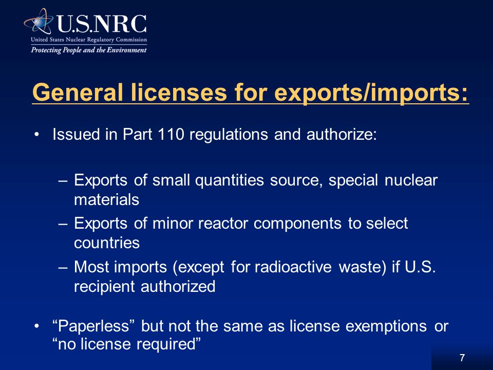 Questions on Import or Export.Brooke G.