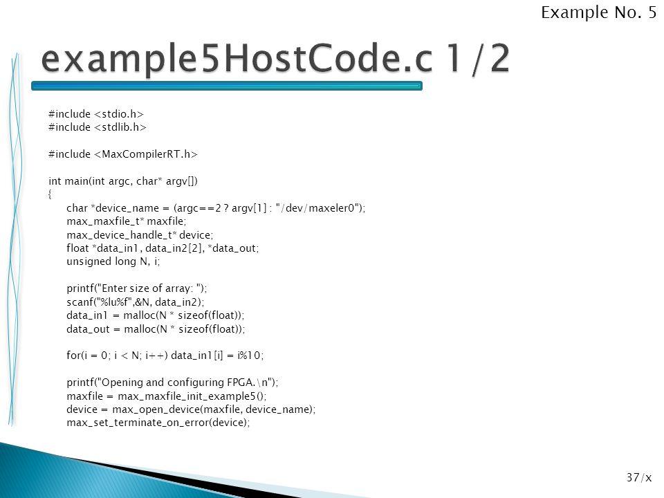 37/x #include int main(int argc, char* argv[]) { char *device_name = (argc==2 ? argv[1] :