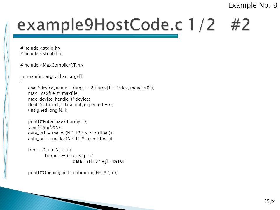 55/x #include int main(int argc, char* argv[]) { char *device_name = (argc==2 ? argv[1] :