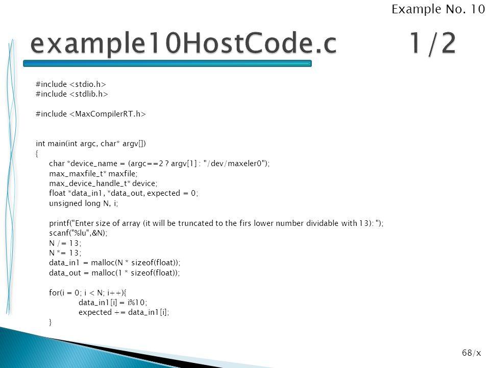 68/x #include int main(int argc, char* argv[]) { char *device_name = (argc==2 ? argv[1] :